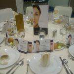 Feher & Feher participa como patrocinador de una de las comidas más concurridas de todo el evento Expomanagement 2011
