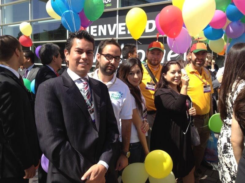 Inauguración Expo México Emprende Chicago 2012