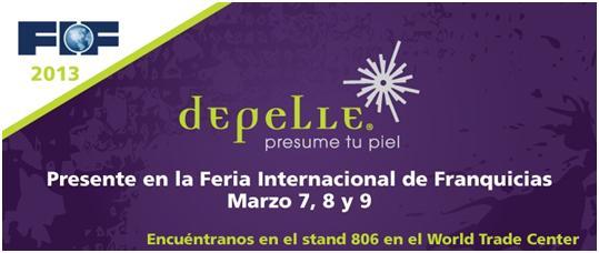 Depelle Feria Internacional de Franquicias